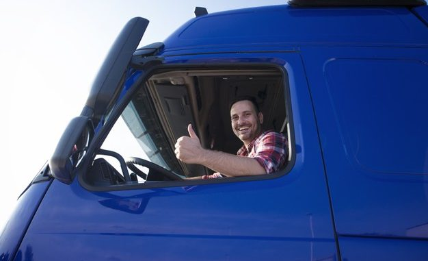 водитель-дальнобойщик